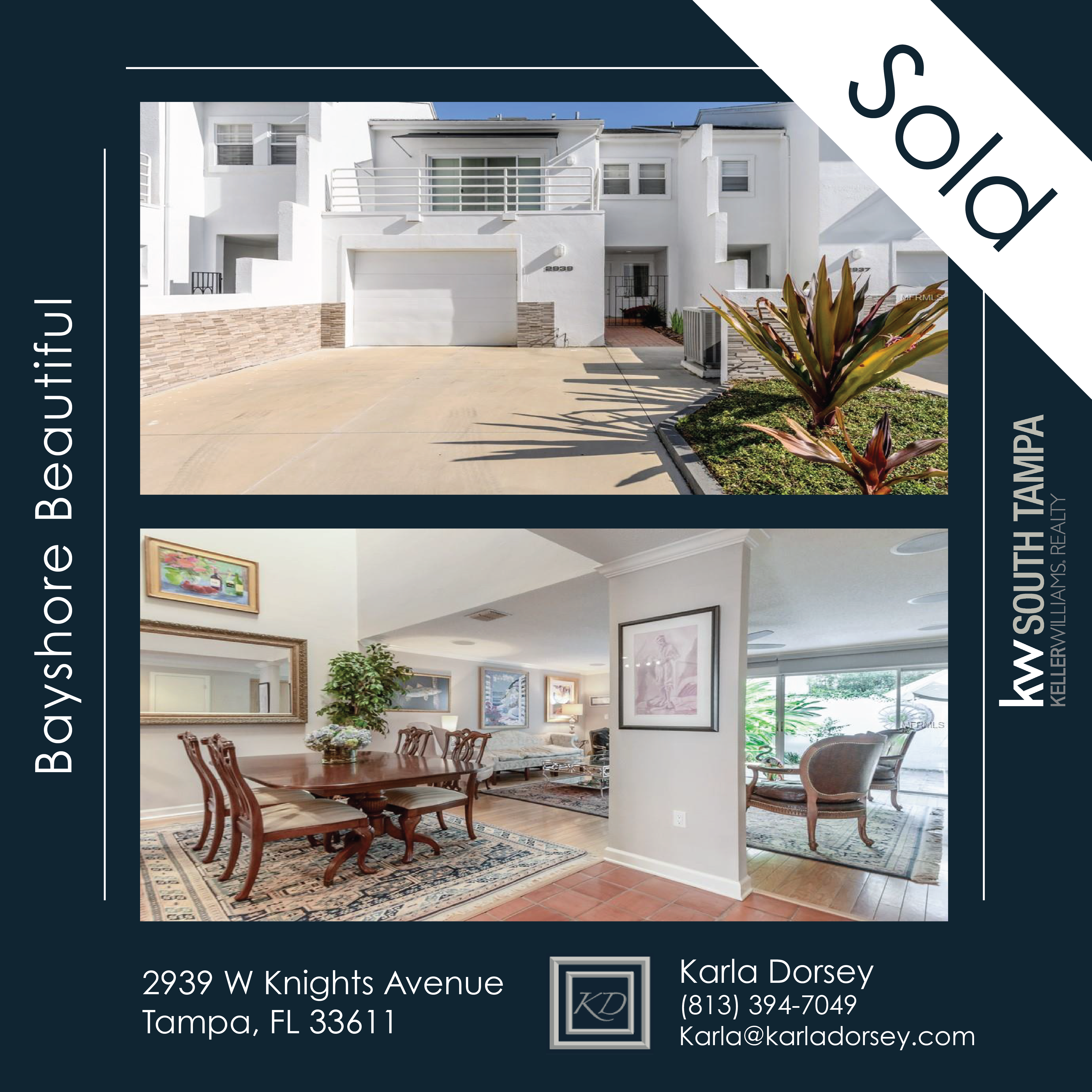 SOLD- 2939 W Knights Ave