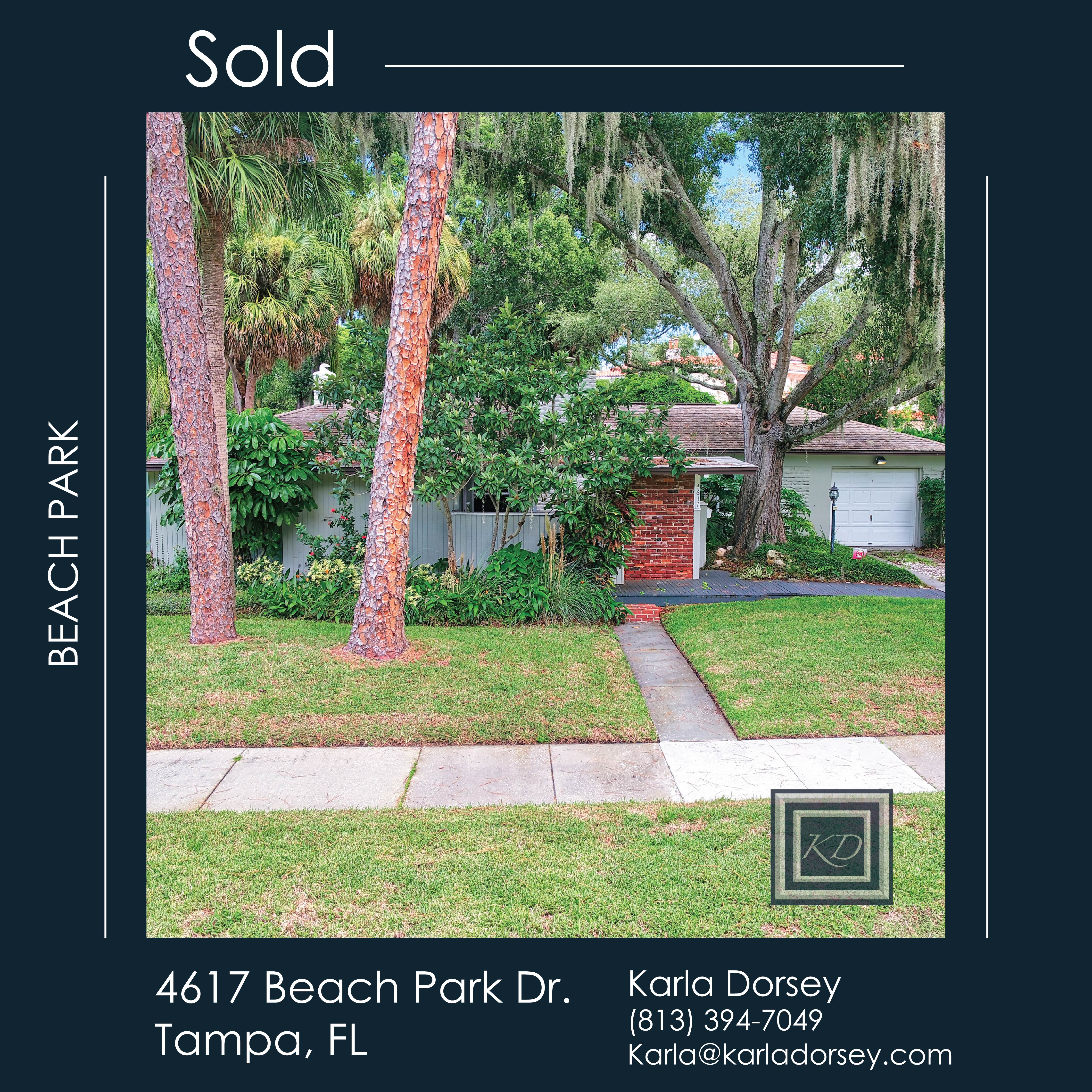SOLD- Home in Beach Park