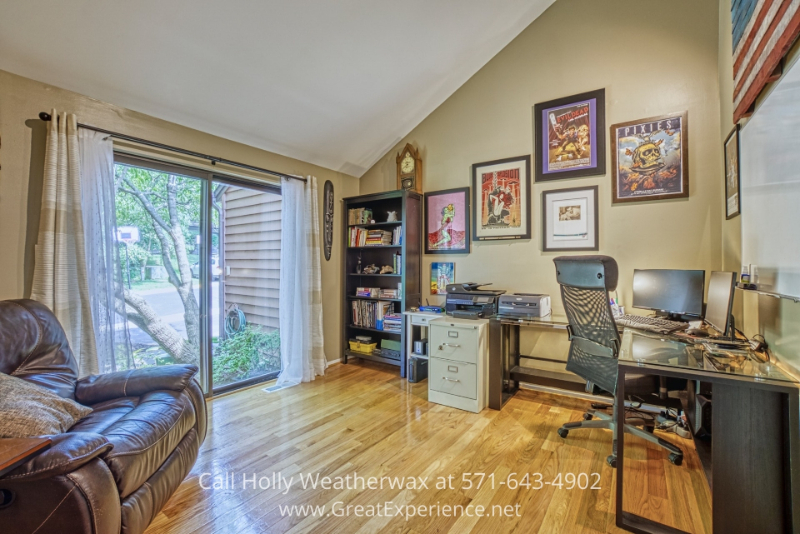 Reston VA real estate for sale- Working from home has never been more comfortable in this Reston VA home.