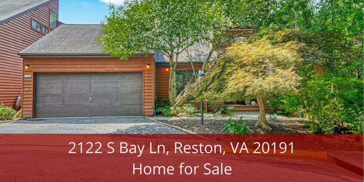 2122 S Bay Lane, Reston, Virginia 20191 | Home for Sale