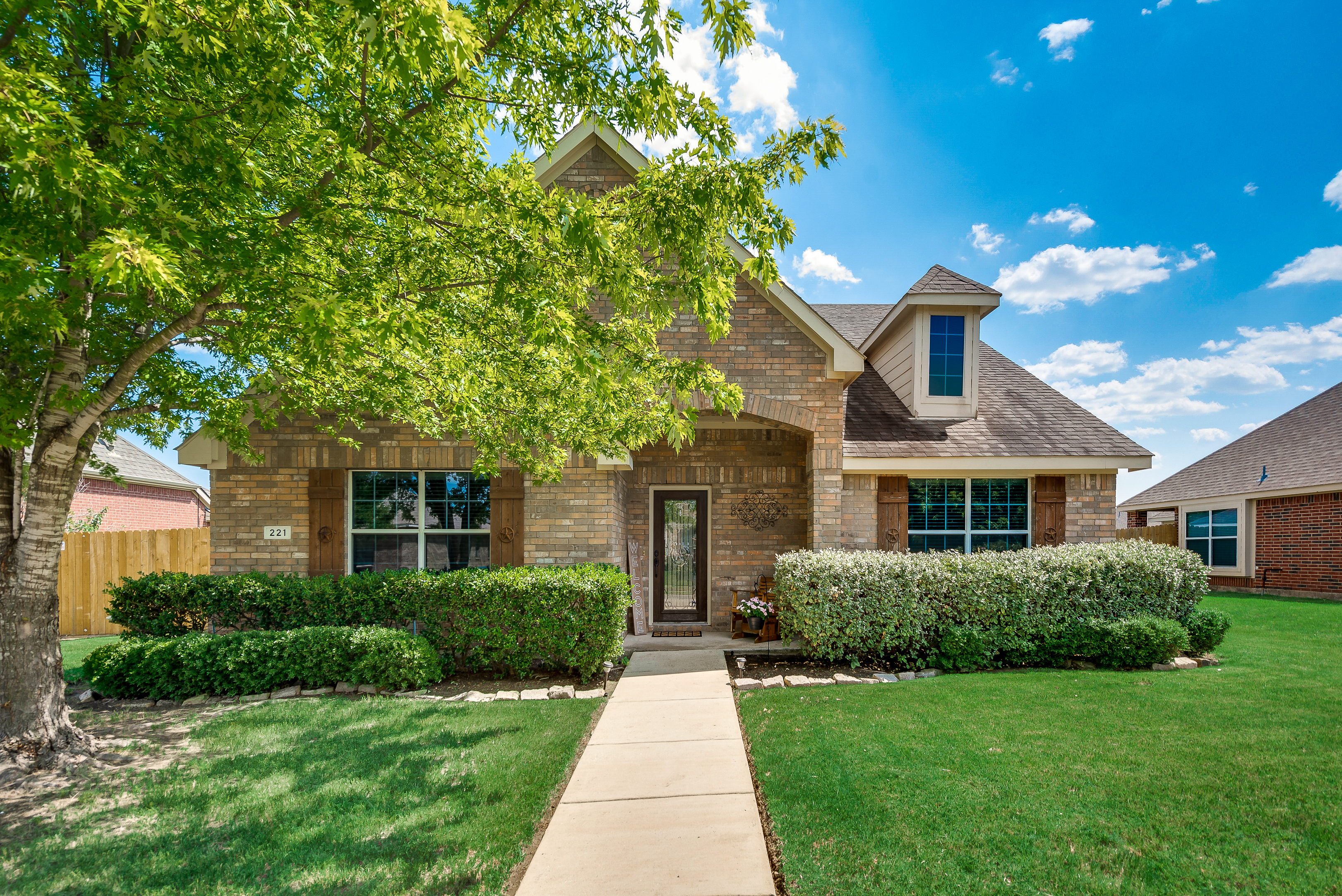 221 Audobon Lane in Royse City
