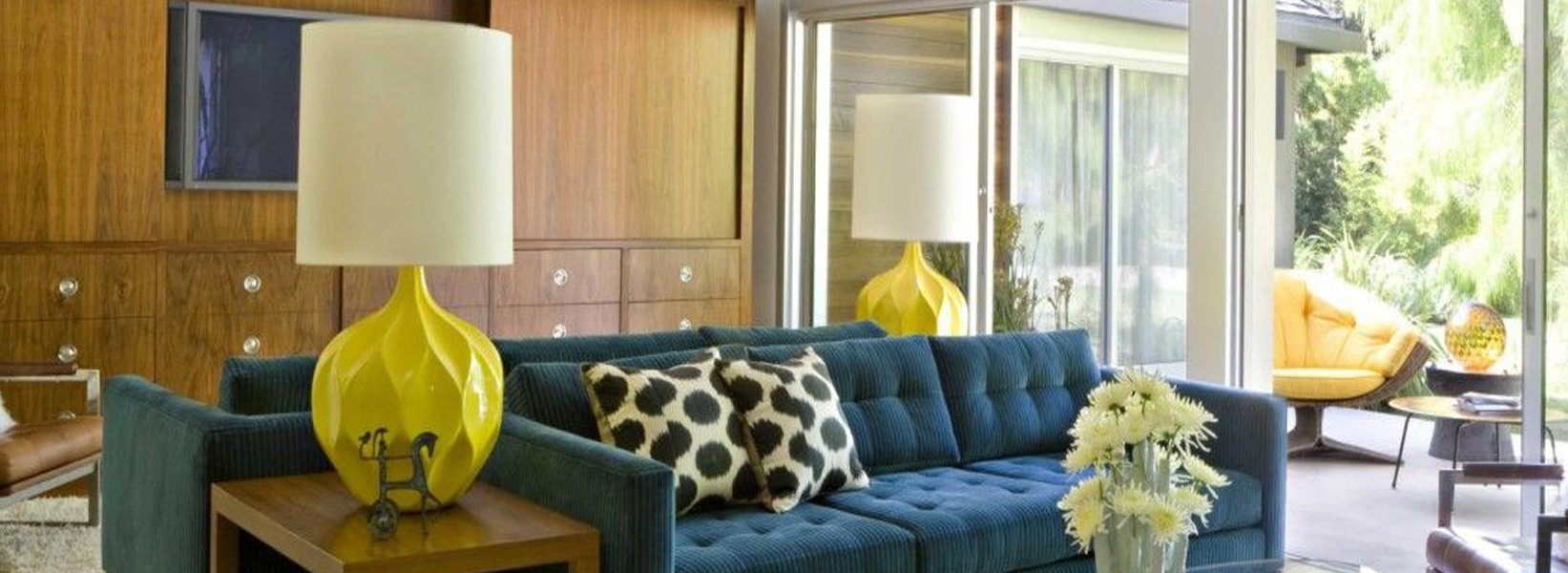 Decorate Your Space in the Style of Midcentury Modern