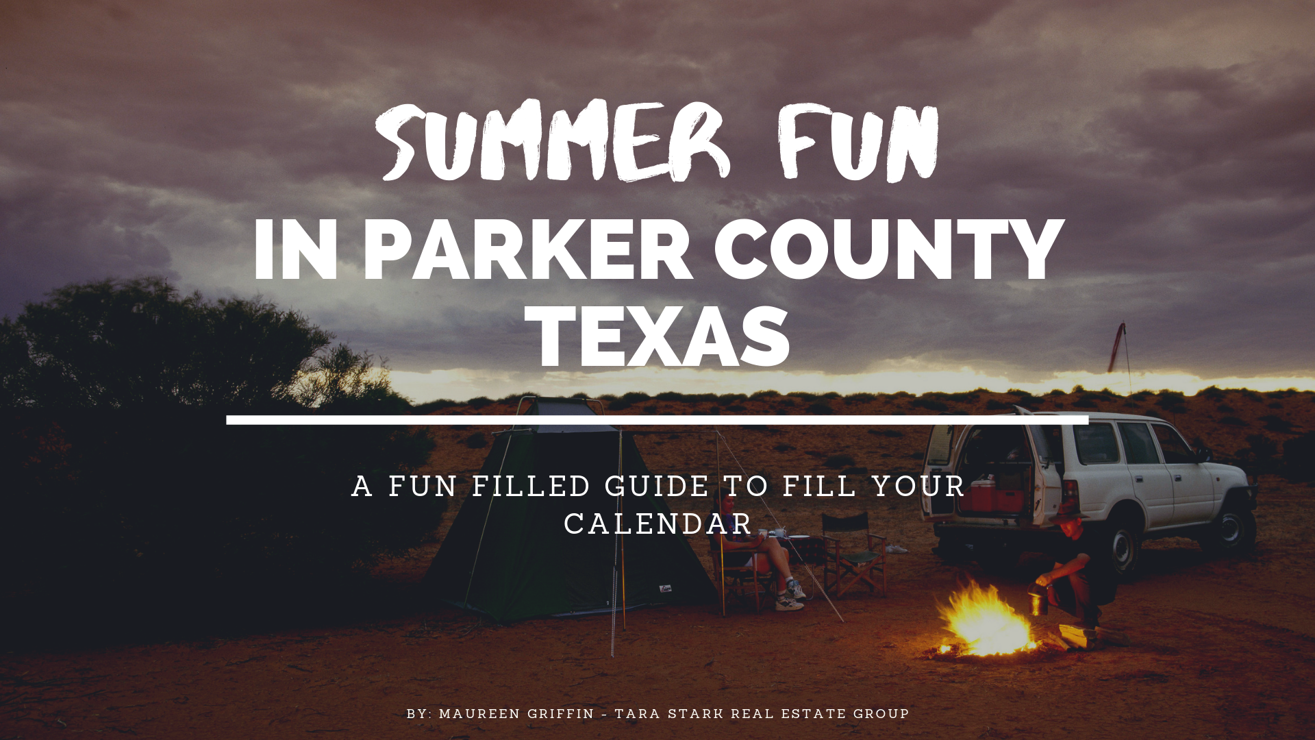 Summer Fun in Parker County Texas