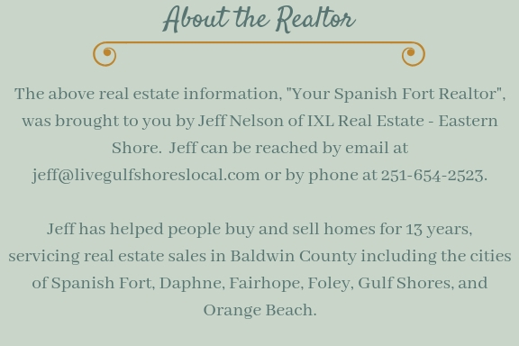 Signature - Your Spanish Fort Realtor