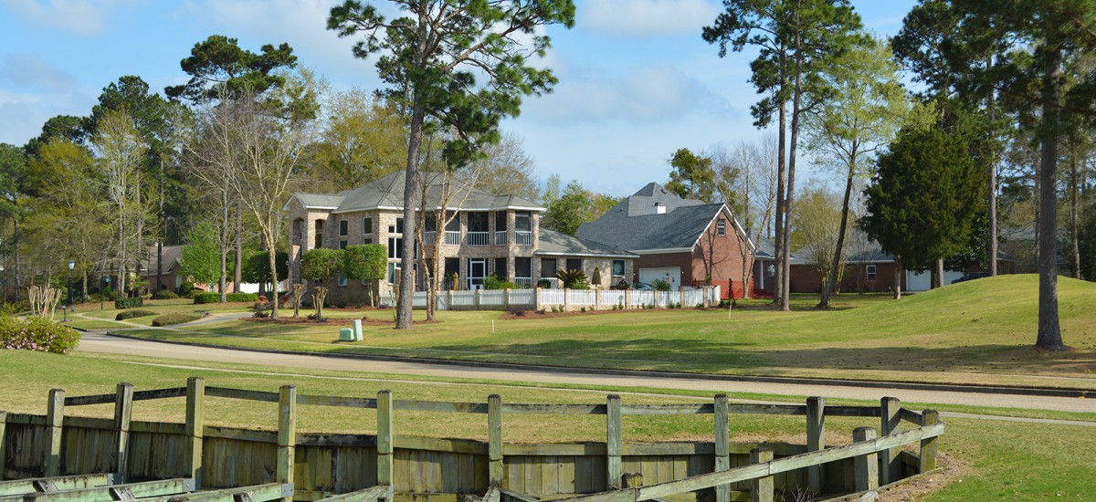Timbercreek Home on Golf Course