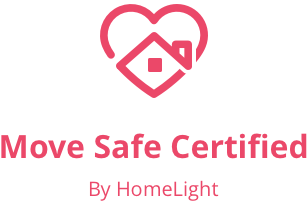 Move Safe Certified with HomeLight