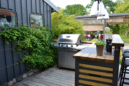 5 Tips for a DIY Outdoor Kitchen