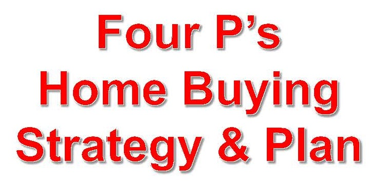 Four P's Home Buying Process