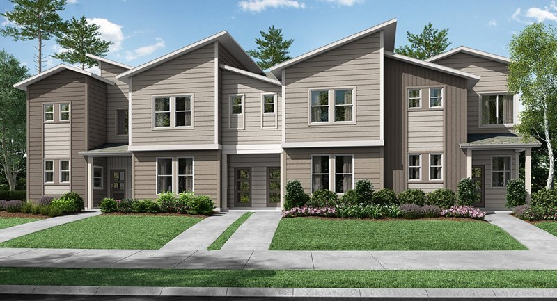 New Homes for Sale in Hillsboro Oregon Vista Collection