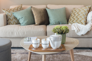 Cozy and Thoughtful Guest Spaces