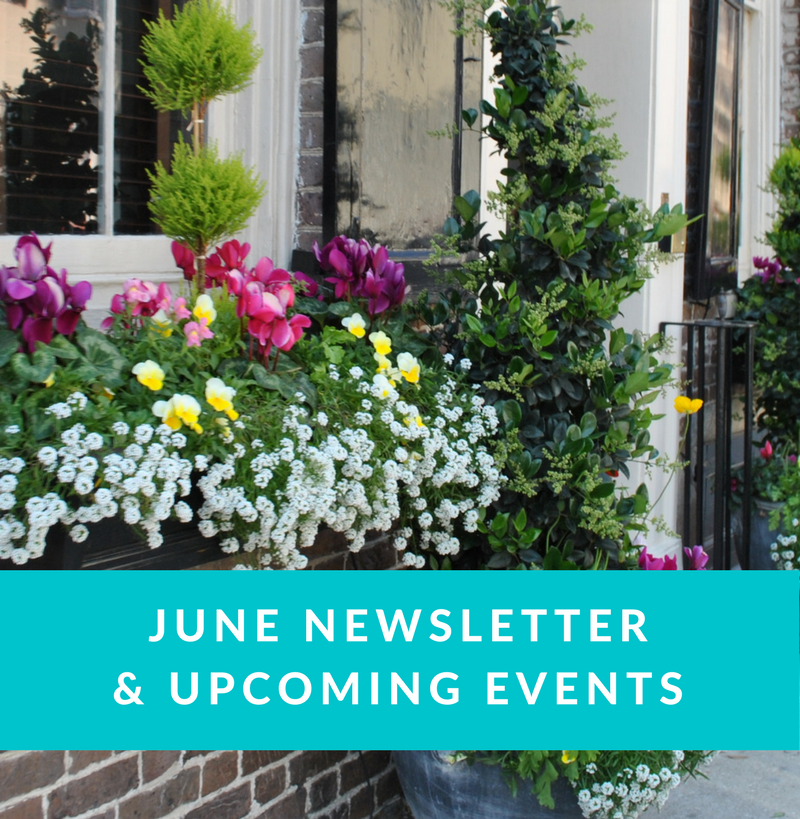June Newsletter & Upcoming Events