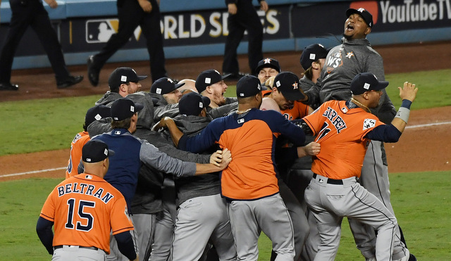 The Houston Astros Shine Bright