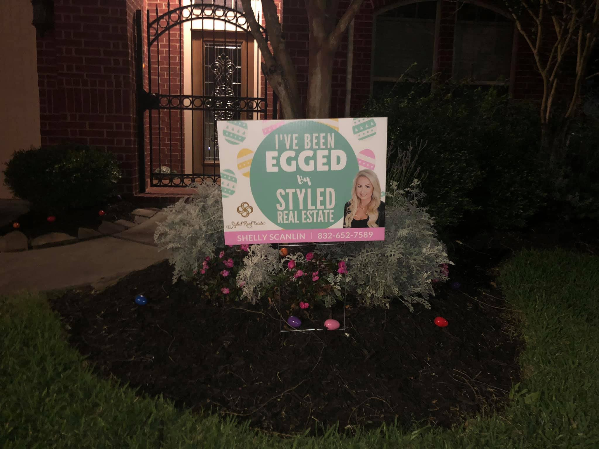 Egg My Yard!