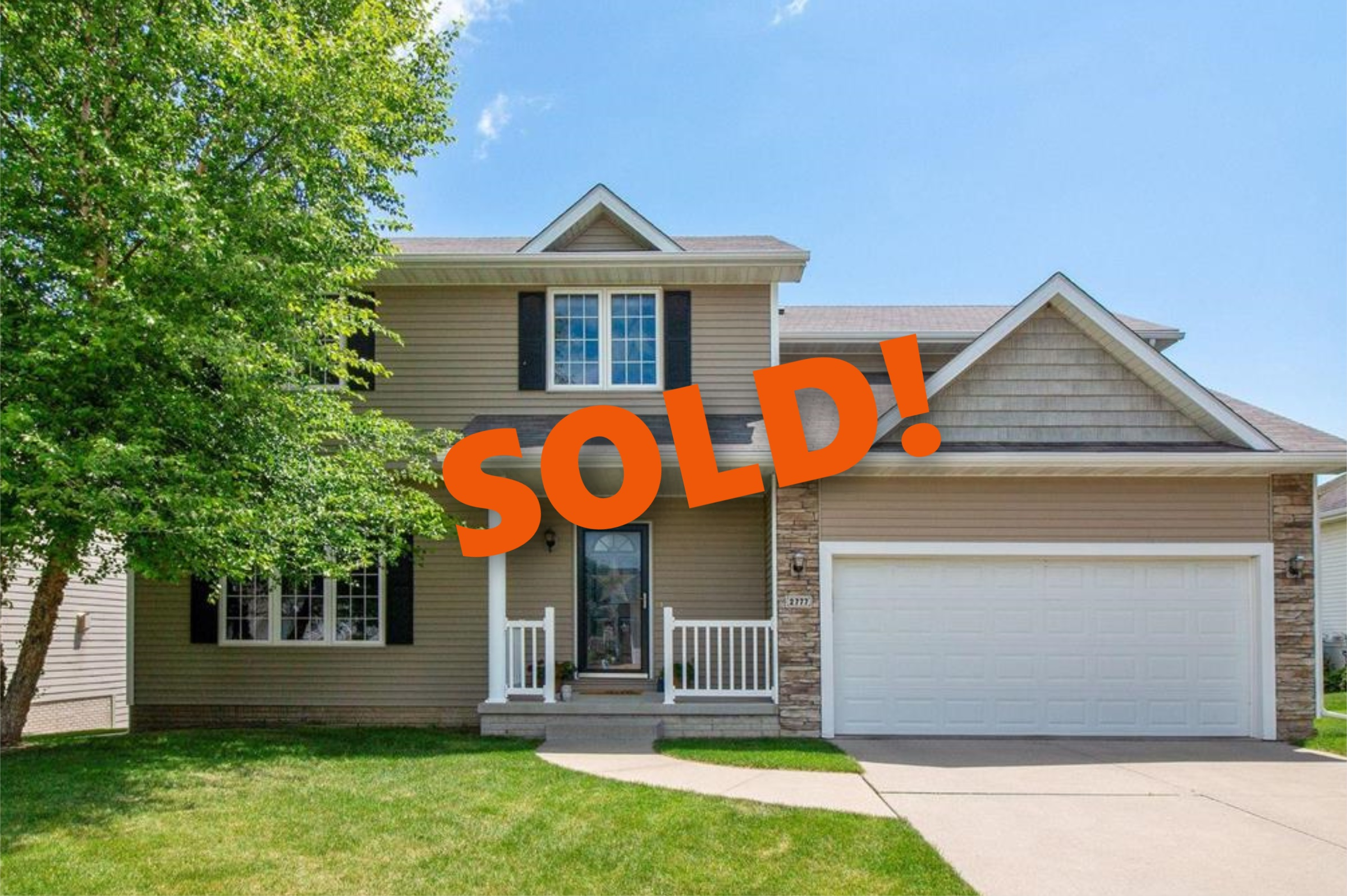 JUST SOLD in Clive!