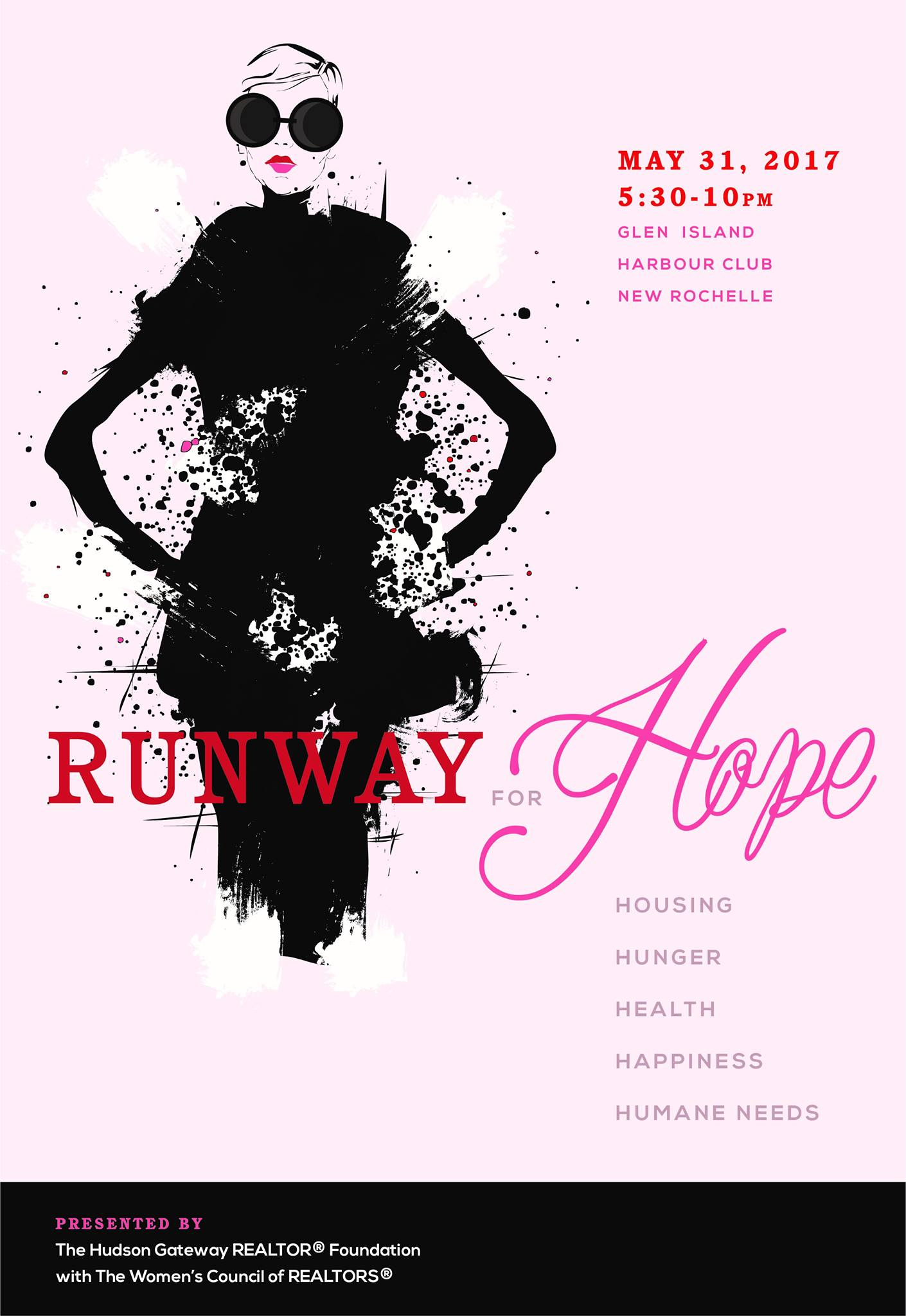 Hollingsworth to walk Runway for Hope Fashion Show