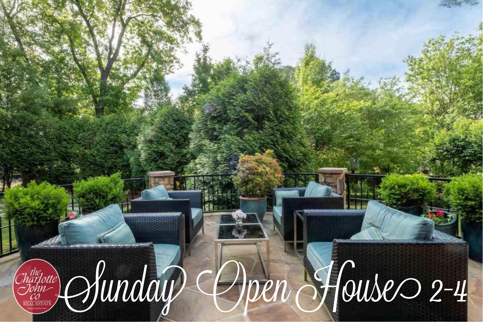 Super Bowl Sunday Open House