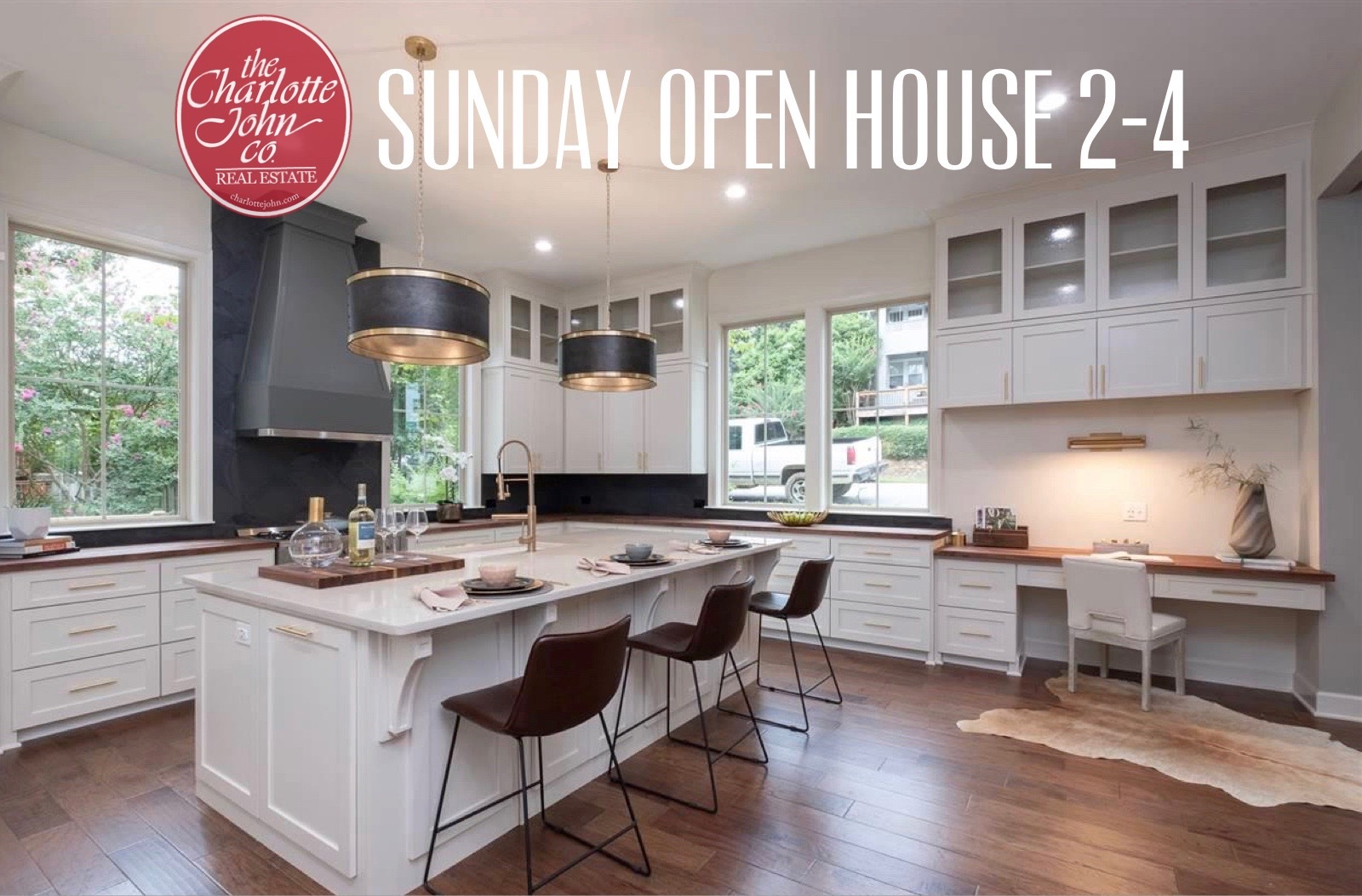 Open House Sunday, Feb. 16th