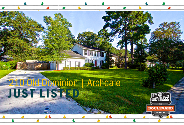 new listing: 210 Old Dominion in Archdale