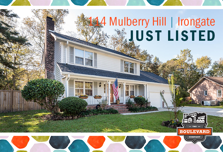 new listing: 114 Mulberry Hill