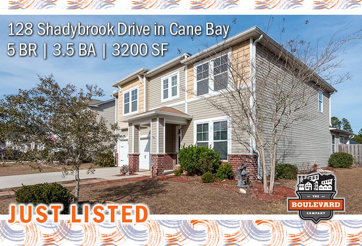new listing: 128 Shadybrook Drive in Cane Bay Plantation