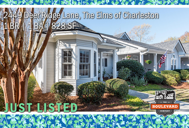 new listing: 2449 deer ridge lane in the elms of charleston
