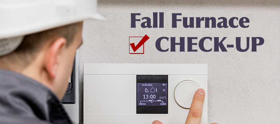 fall furnace checkup