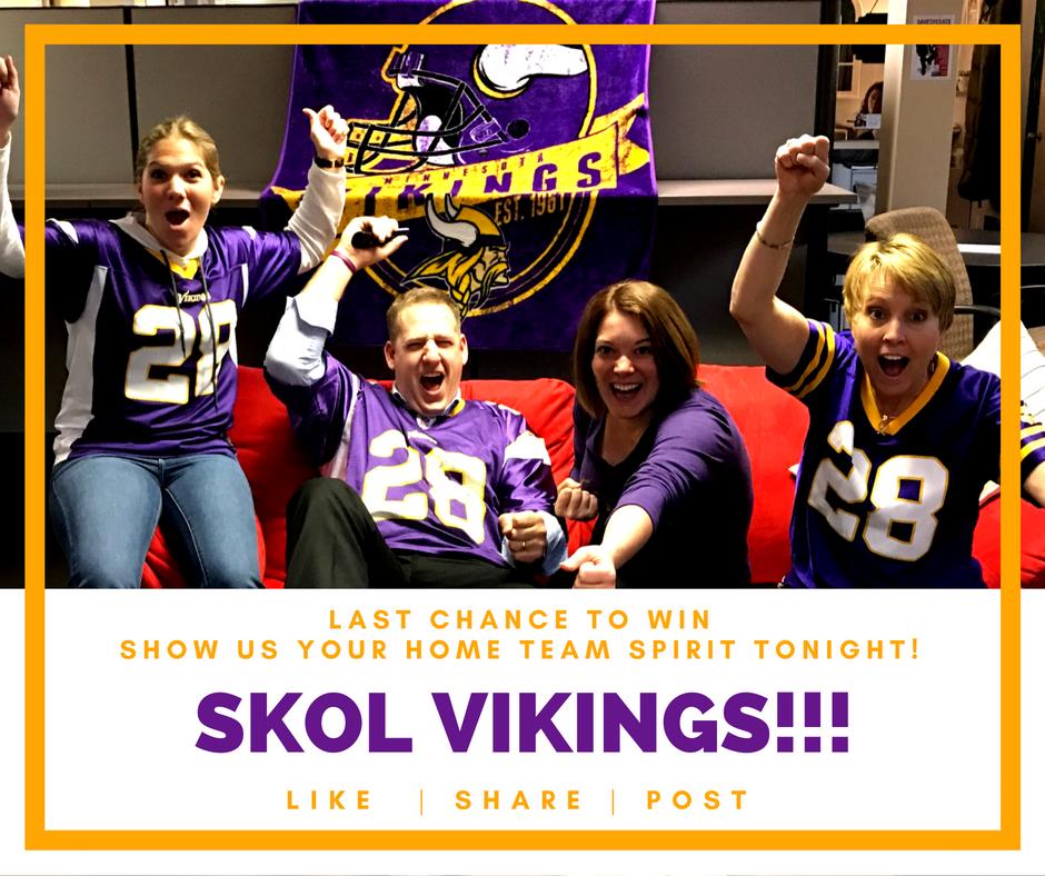 Vikings Stadium Tour | Last Chance to Win!