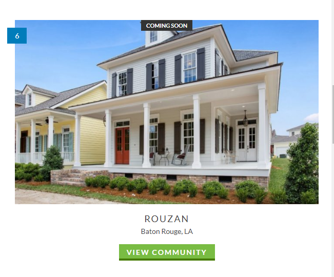 Level Home Builder New Construction In Louisiana Keller Williams Realty