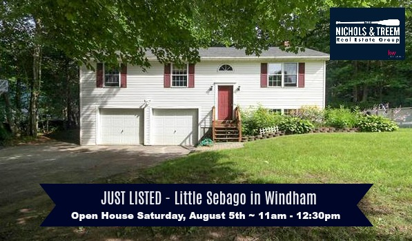 JUST LISTED & Open House in Windham
