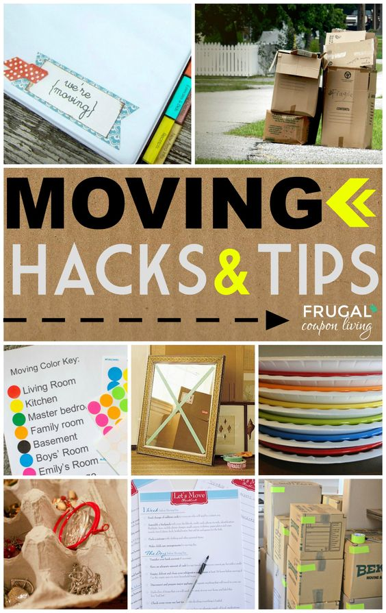 More moving tips!