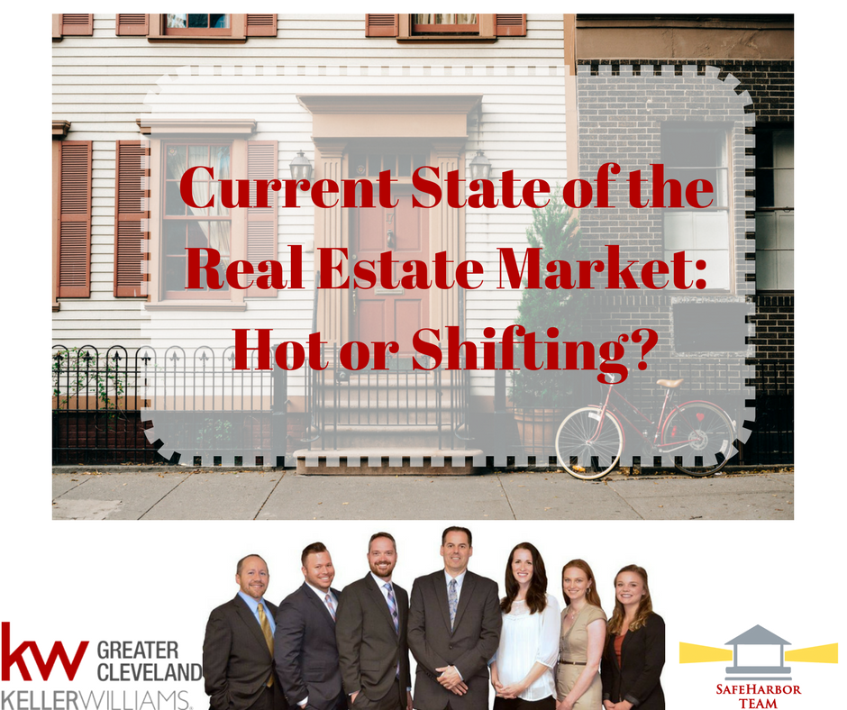 Current State of the Real Estate Market: Hot or Shifting?