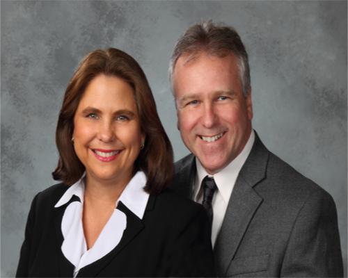 Deb & John Blanchet