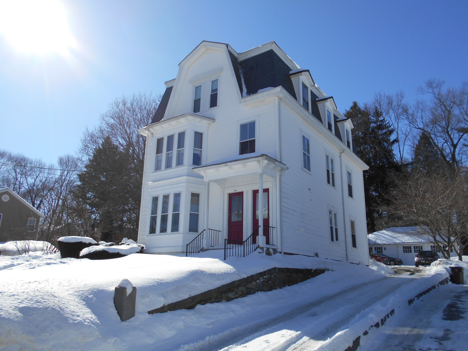 Sold a Multi-Family Home in Woonsocket
