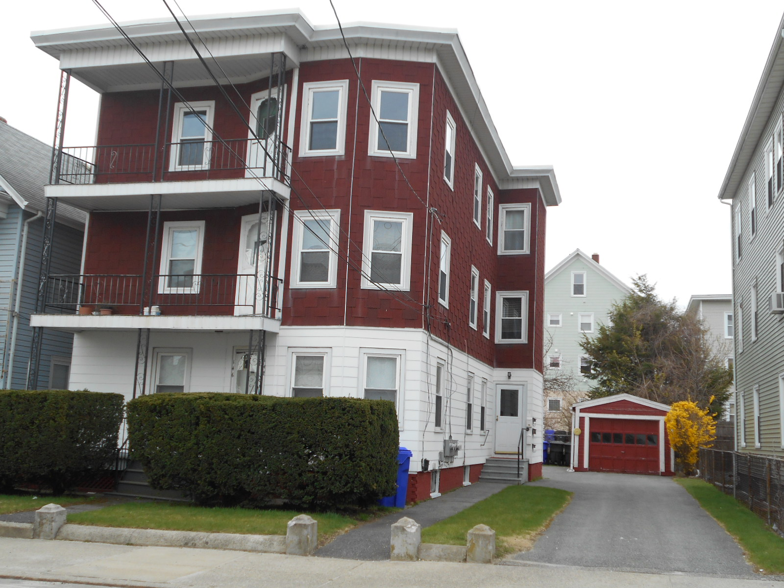 Sold a Multi-Family Home in Central Falls RI