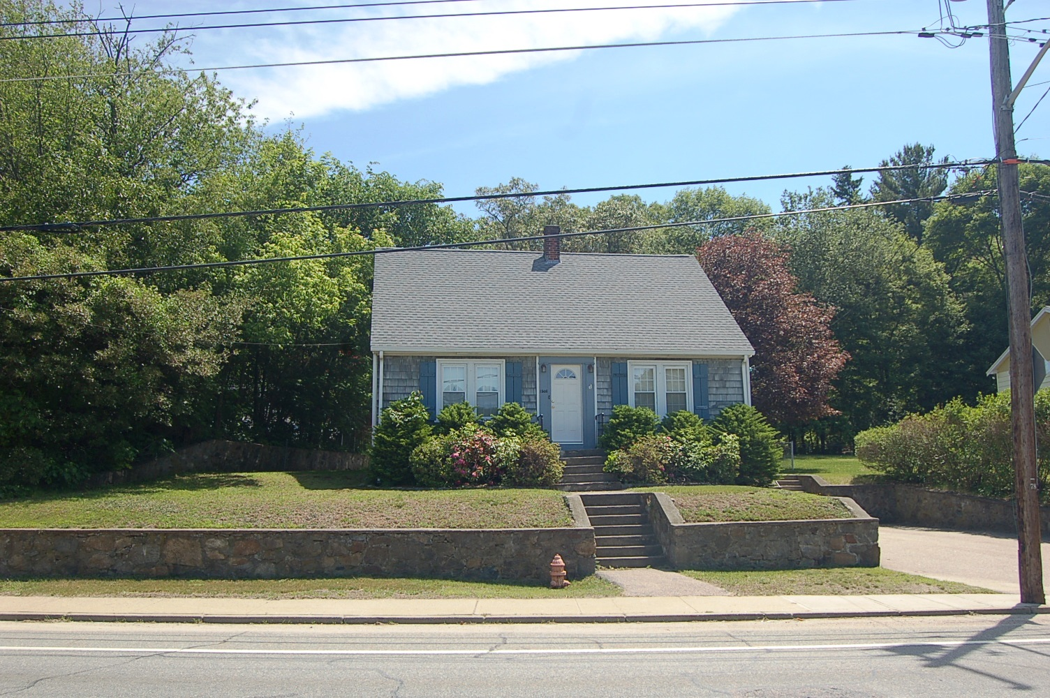 Sold a home in Woonsocket, RI