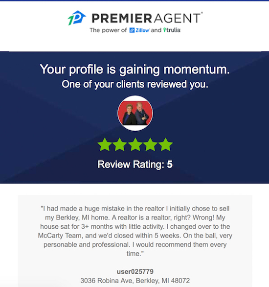 Zillow Review- Robina