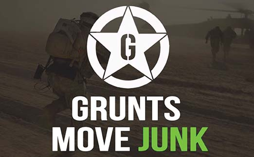Heroes Home Advantage VT Welcomes Grunts Move Junk