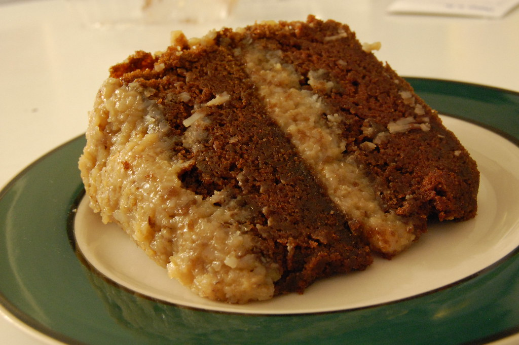 National German Chocolate Cake Day!