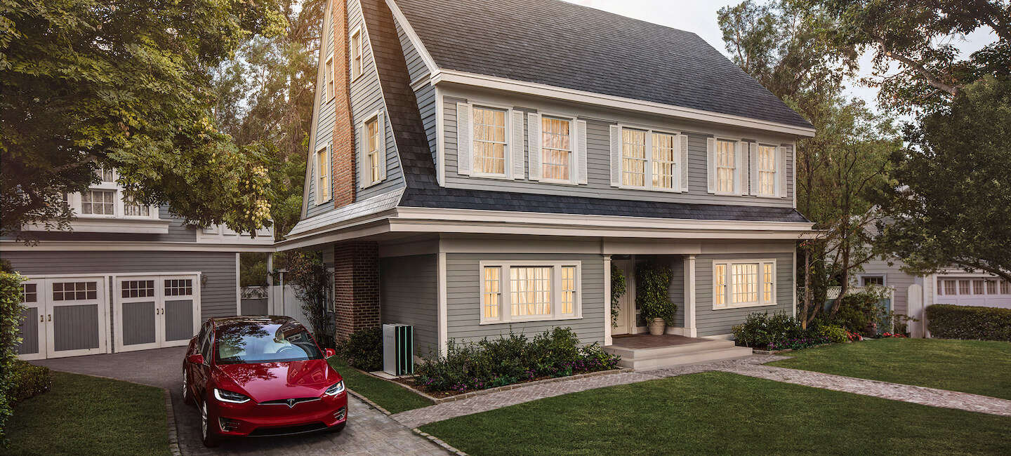 New Tesla Solar Roofs Create Energy and Save You Money