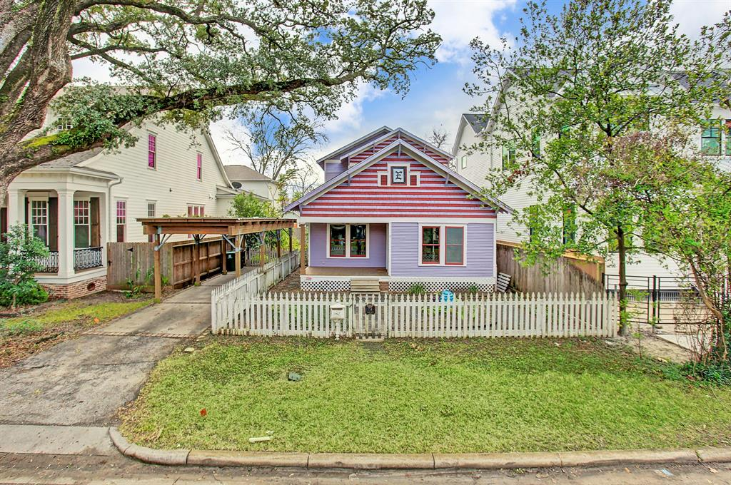 NEW TO MARKET in Houston Heights! 714 E 24th Offered at $649,000. OPEN THIS WEEKEND!