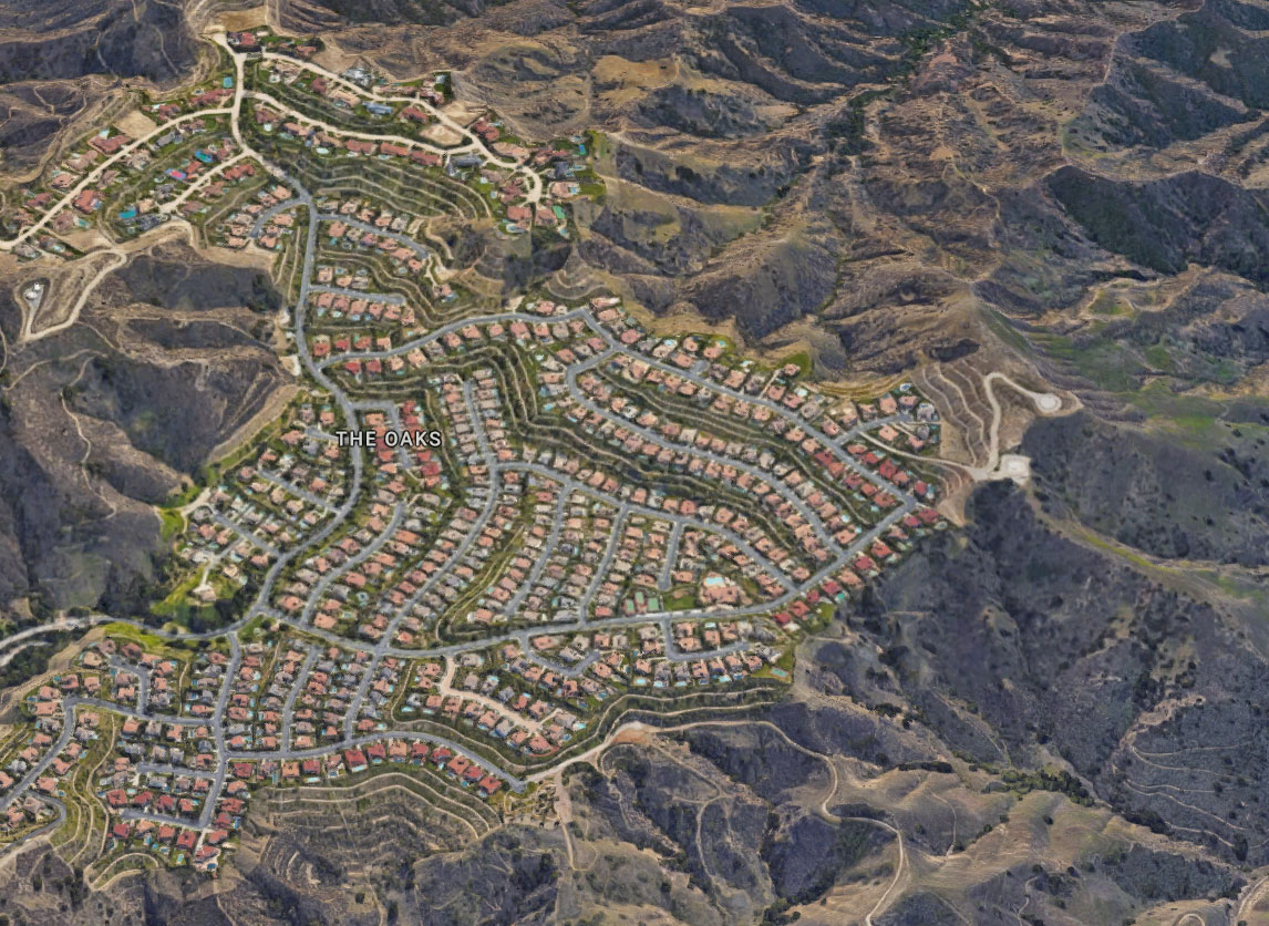 Calabasas Homes For Sale The Oaks Vista Pointe Westridge
