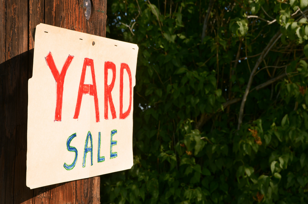 Tips for a Successful Yard Sale