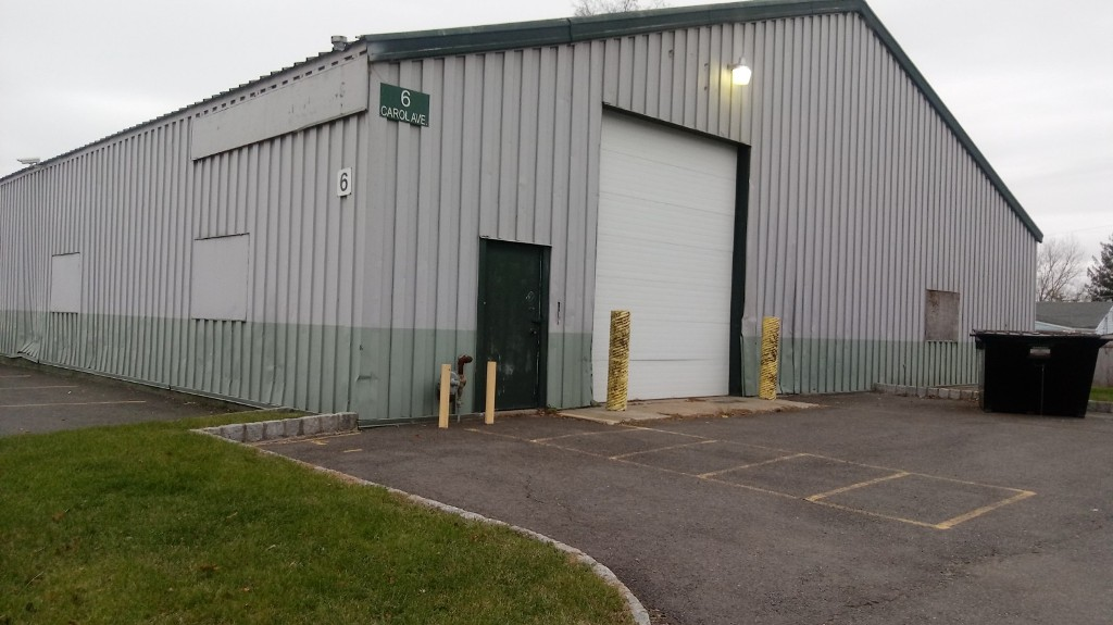 Warehouse for Lease West Haverstraw