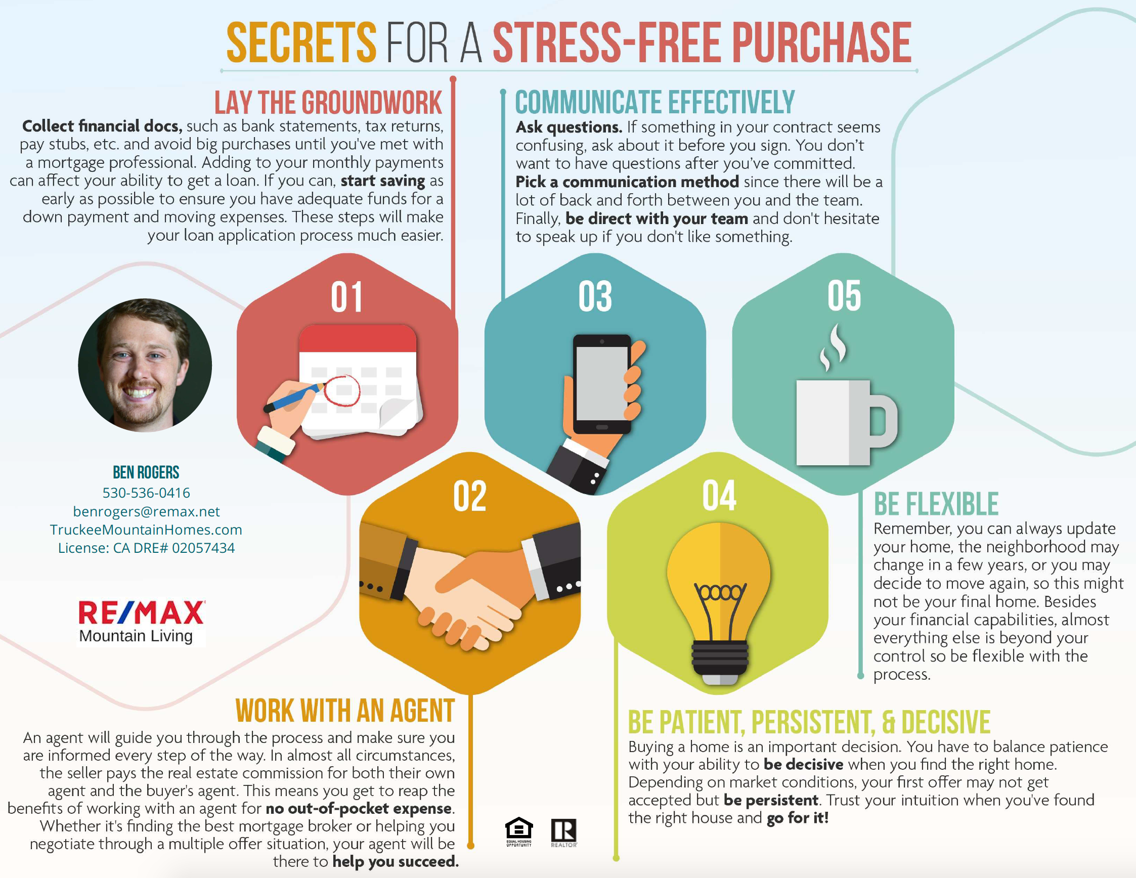 Secrets to a Stress Free Transaction