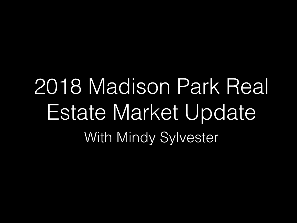2018 Madison Park Real Estate Market Overview – Single Family Homes