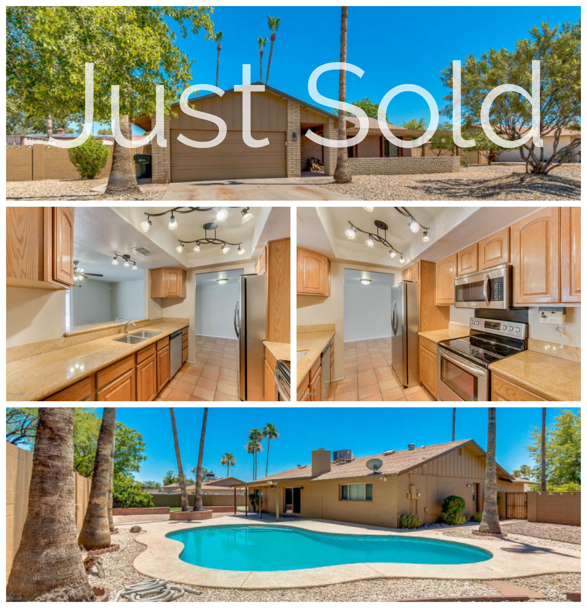 JUST SOLD! 5112 E Voltaire Ave