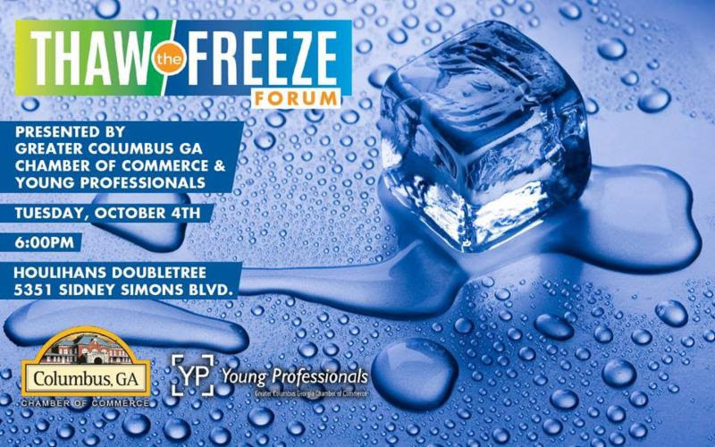 VOTE YES! NOV 8. THAW THE FREEZE