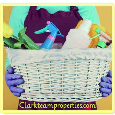 Spring Cleaning Tips from The Ellen Clark Team