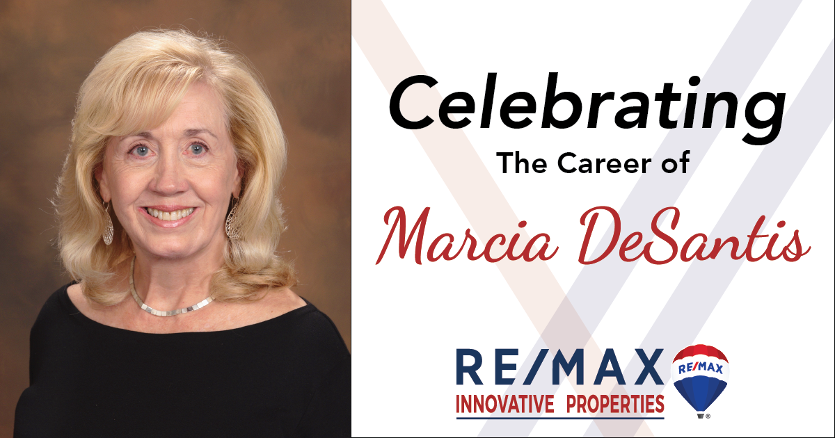 Marcia DeSantis Exemplified What It Means To Be a RE/MAX Agent