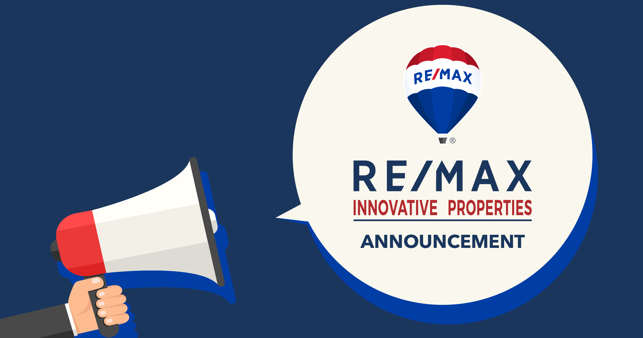 RE/MAX Innovative Properties Announcement
